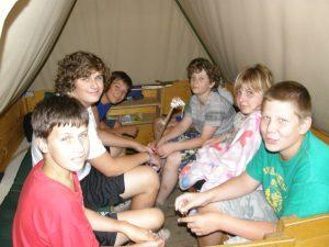 P7304656-300x225 Letní tábor Javornice 2010 - Robin Hood