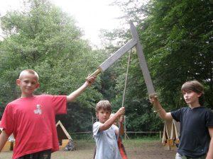 P7304676-300x225 Letní tábor Javornice 2010 - Robin Hood