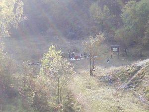 P1020014-300x225 Brigáda na Městské hoře a výprava na Kobylu 24. 10. 2009