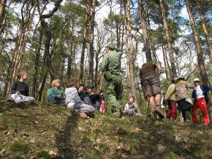 img00019-300x225 Víkendovka na Plešivci 16. – 17. 4. 2011