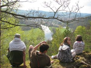img00023-300x225 Víkendovka na Plešivci 16. – 17. 4. 2011