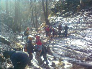 k6-300x225 Výprava na Karlštejnské vodopády 26. 2. 2011